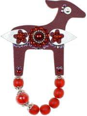 Deers Mireille II. nagy piros szarvas - T.KUCHAROVA ALAPÍTVÁNY