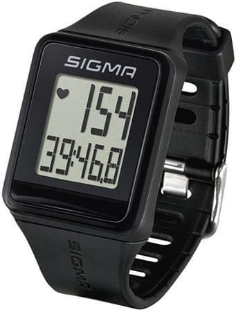 Sigma Pulsmetr iD.GO czarny 24500 z WP