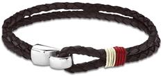 Lotus Style Ciemnobrązowe mężczyźni bransoletka LS1813-2 / 5