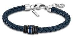 Lotus Style Ciemny Blue pasek ze skóry LS1814-2 / 1