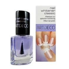 Art Deco Ragyogást kölcsönző átlátszó körömlakk (Nail Whitener Classic), 10 ml