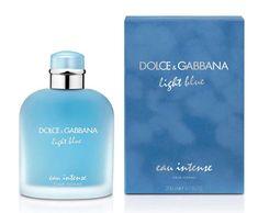 Dolce & Gabbana Light Blue Eau Intense Pour Homme - EDP