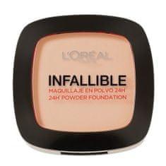 Loreal Paris Kompaktný púder pre prirodzený vzhľad pleti Infallible 24H (Powder Foundation) 9 g