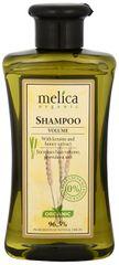 Melica Szampon do objętości włosów z keratyny i miodu 300 ml ekstraktu