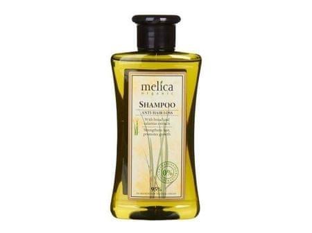 Melica Sampon hajhullás ellen kivonattal a rozs és a kálmos 300 ml