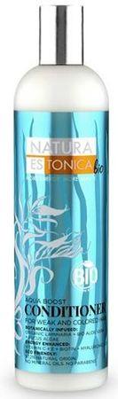Natura Estonica Haj kondicionáló erős hidratálás 400 ml