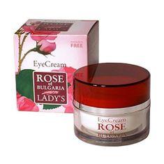 BioFresh Rose Of Bulgaria szemkörnyékápoló krém rózsavízzel (Eye Cream) 25 ml