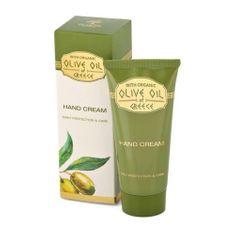 BioFresh Nawilżające i regeneracyjne kremy do rąk z oliwą z oliwek z oliwek Grecji (Krem) 50 ml