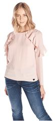 Fornarina Koszulka Anica Rose BI184585CA23C5