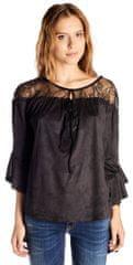 Fornarina Bluzka damska Luna - Black koszulka BI185L50JG1800