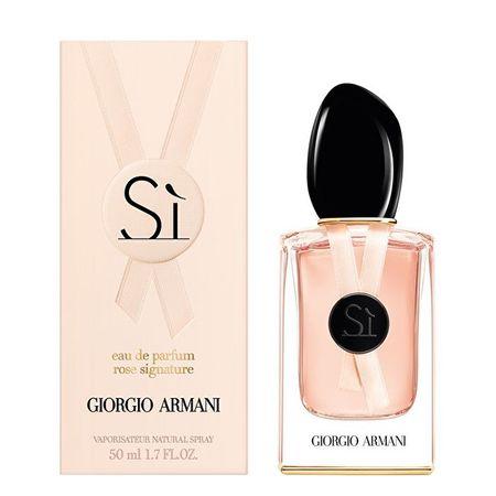 Giorgio Armani Si Rose Signature 2017 - woda perfumowana 50 ml