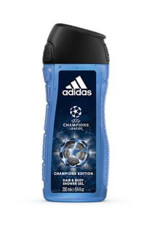 Adidas UEFA Champions League Edition - żel pod prysznic 250 ml