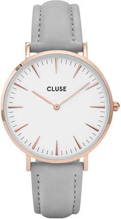 Cluse La Bohème Rose Gold White/Grey CL18015