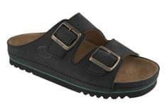 Scholl Zdravotná obuv AIR BAG Nublined-U - čierna