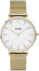 Cluse LaBohèmeMesh Gold/White CL18109