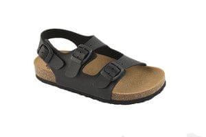 2fc8ff77e1e7 Scholl Zdravotná obuv AIR BAG B   S KID SynNub-J - čierna (Veľkosť ...