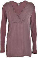 Deha Ladies T-shirt z długim rękawem T-shirt D63630 Rose Szary