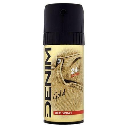 Gold - deodorant ve spreji 150 ml