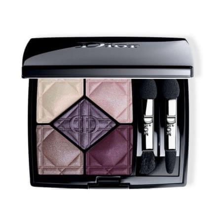 Dior Paletka očních stínů 5 Couleurs (High Fidelity Colours & Effects Eyeshadow Palette) 7 g (Odstín 777