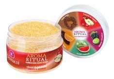 Dermacol Aroma Ritual testradíralma-fahéj illattal 200 g