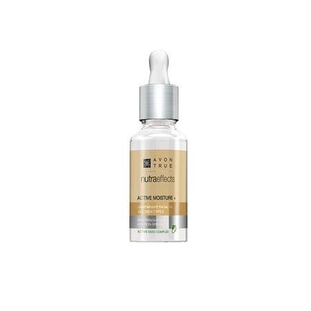 Avon NutraEffects olej regeneracji skóry (Active wilgotności) 30 ml