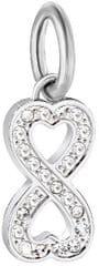 Morellato Oceľový prívesok Drops Infinity Love SCZ912