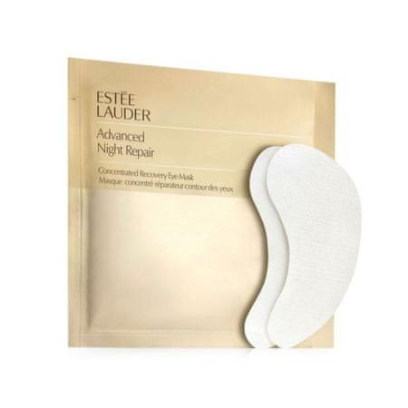 Estée Lauder Koncentrovaná regenerační maska na oči Advanced Night Repair (Concentrated Recovery Eye Mask) 4 x 4