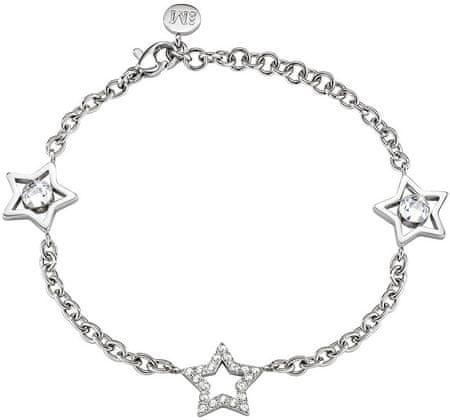 Morellato Star jeklena zapestnica Cosmo SAKI06