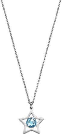 Morellato Jeklena ogrlica z zvezdico Cosmo SAKI02