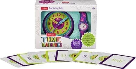 Timex Time Teaching Box Set Flowers TWG014800