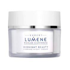Lumene KuulasÉjféli szépség bőrfeszesítő éjszakai krém(Midnight Beauty Firming Night Cream) 50 ml