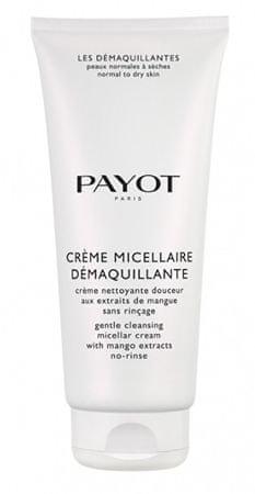 Payot Ćréme Micellaire Démaquillante gyengéd arctisztító krém (Gentle Cleansing Micellar Cream) 200 ml