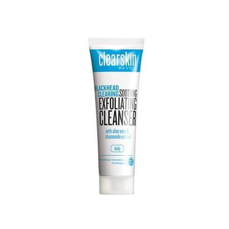 Avon Oczyszczanie na żelu zarośla Clearskin (zaskórnika Usuwanie) 125 ml