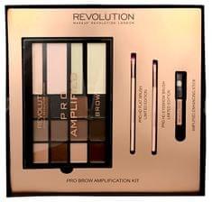 Makeup Revolution Zestaw do regulacji Brow Amplification