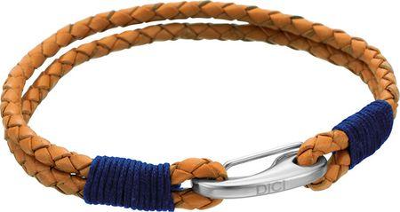 Dici Milano Férfi bőr karkötőDCFB50030300