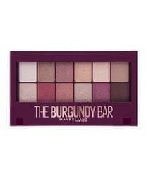 Maybelline Paletka očných tieňov Burgundy (Bar Eyeshadow Palette) 9,6 g
