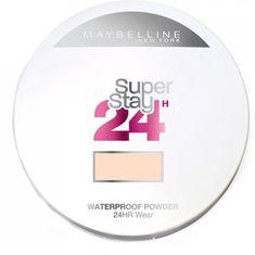 Maybelline Matujący wodoodporny proszek Superstay 24h (Superstay 24HOUR proszku) 9 g