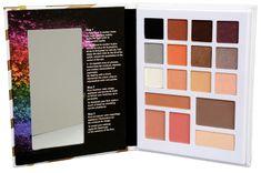 Parisax Zestaw dekoracyjnych kosmetyków Uwaga Book - mały model 14,8 g