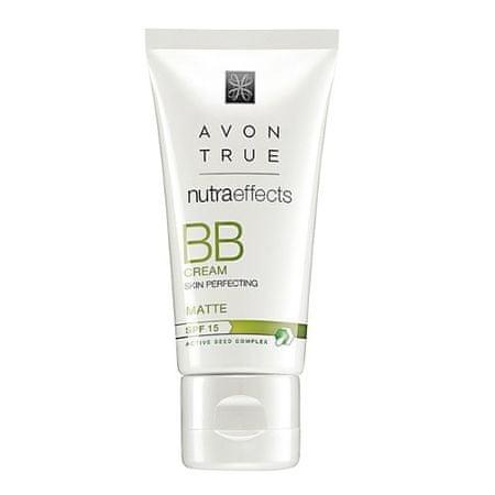 Avon Matující BB krém se zkrášlujícím účinkem SPF 15 Avon True (BB Cream Skin Perfecting) 30 ml (Odstín M