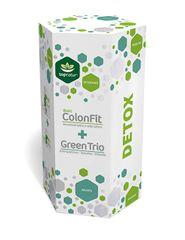 Topnatur Detox ColonFit 180 kapslí + Green Trio 180 tablet