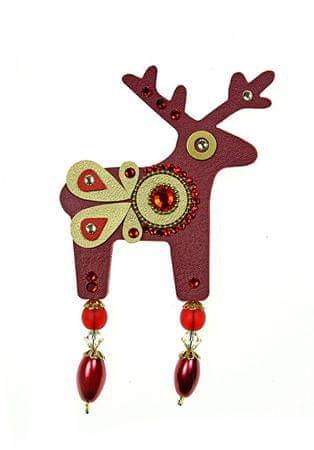 Deers Velký červený jelínek Briani