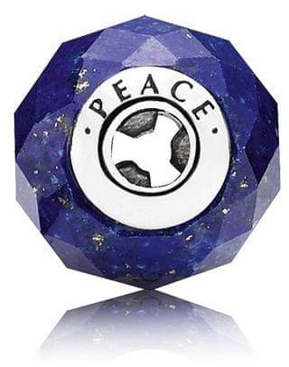 Pandora Kék medál Essence - Béke 796002LP ezüst 925/1000