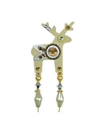 Deers Malý béžová jelínek Berenthia