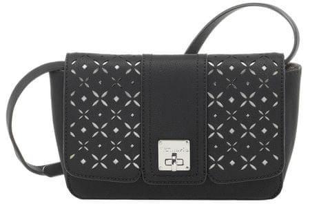 Tamaris Elegáns crossbody táska Beate Crossbody Bag S 2580181-001 Black