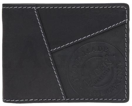 Lagen Pánska peňaženka 51148 Black