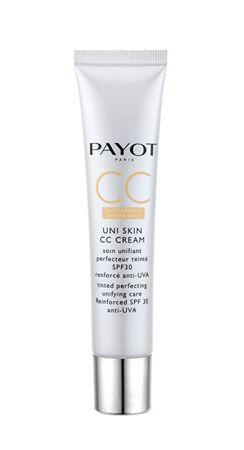 Payot Tónovací sjednocující a zdokonalující CC krém Uni Skin (Tinted Perfecting Unifying Care) 40 ml