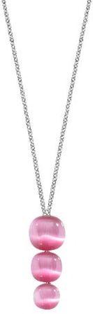 Morellato Něžný náhrdelník zdobený kočičím okem SAKK21 (řetízek, přívěsek) stříbro 925/1000
