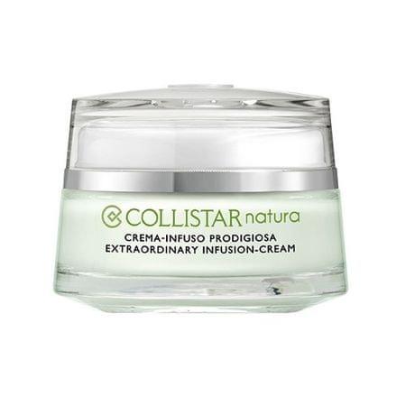 Collistar Extra tápláló revitalizáló arcápoló krém (Extraordinary Infusion-Cream) 50 ml