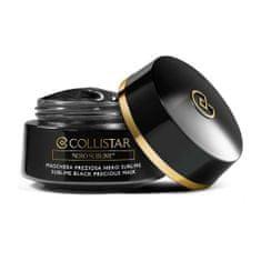 Collistar Detox ikační črno in regeneriranje maska kožo Nero Sublime ( Sublime Black Precious Mask) 50 ml