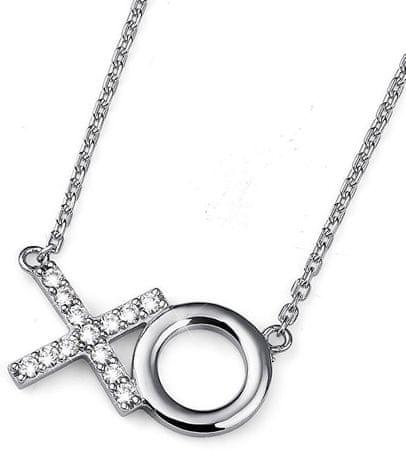 Oliver Weber Ezüst nyaklánc XO 61128 ezüst 925/1000
